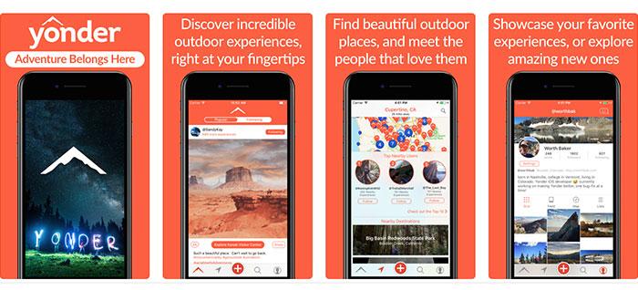 app para trilha